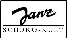 Janz-Schoko-Kaffee-Tee-Kult